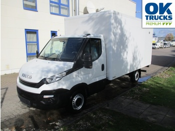 Closed box van Iveco Daily 35S16