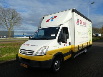 Iveco Daily 50 c14 cng aardgas! - closed box van