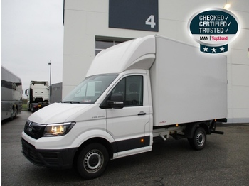 MAN TGE 3.140 4X2F SB Koffer mit LBW - closed box van