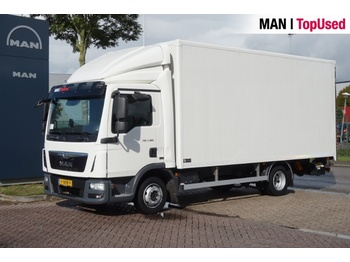 MAN TGL 7.180 4X2 BL Closed Box - closed box van