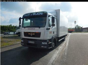 MAN TGL 8.220 4x2 BL LBW  - closed box van