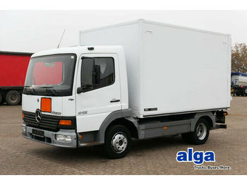 Mercedes-Benz 812 Atego, 3.700mm lang, LBW, wenig KM  - closed box van