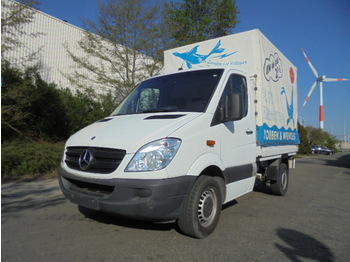 Mercedes-Benz Sprinter 310 CDI - curtain side van