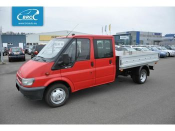 FORD Transit 2.4 TDCi 135 T350 - open body delivery van