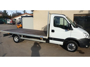 Open body delivery van IVECO 35c13