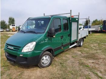 Open body delivery van IVECO DAILY 50 C 18