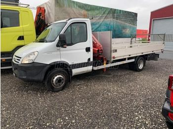 Open body delivery van IVECO DAILY 65 C 18