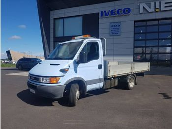 Open body delivery van IVECO Daily 35 C 13