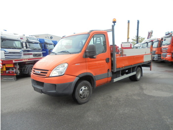 Open body delivery van Iveco 40C12 DALLY