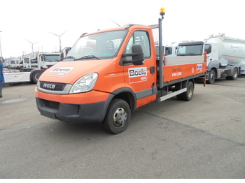 Open body delivery van Iveco 40c11 DALLY