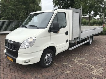 Open body delivery van Iveco 50c15 Daily