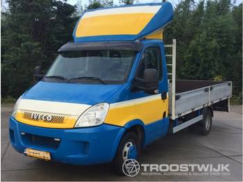 Open body delivery van Iveco Iveco 40C14 40C14