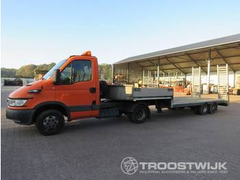 Open body delivery van Iveco Iveco 40c 40c