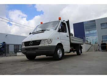 Mercedes-Benz Sprinter 312 D - open body delivery van