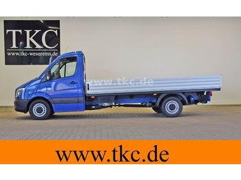 Mercedes-Benz Sprinter 316 CDI/43 Maxi Pritsche AHK 3t #79T286  - open body delivery van