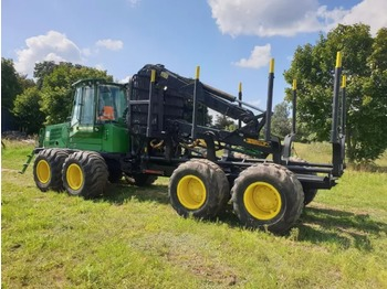 Forwarder JOHN DEERE 1110D Eco III