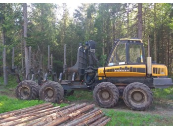 Forwarder PONSSE 8W