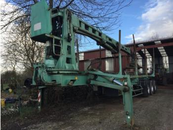 Timber transport BARDET W35