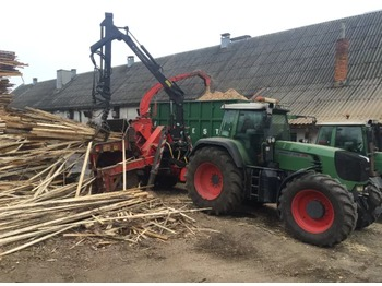 Wood chipper ESCHLBÖCK Biber 82Z: picture 1