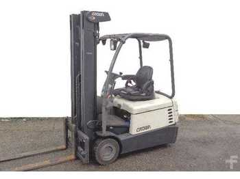 Crown SC 4220-1.3 (4000 ore lavoro) - 3-wheel front forklift
