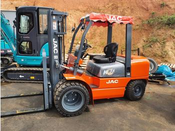 4-wheel front forklift CPCD 35: picture 1