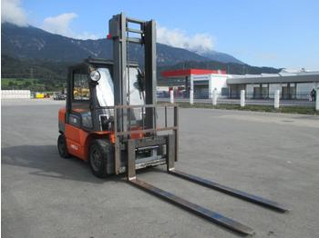 4-wheel front forklift HELI CPCD50WB