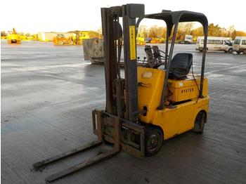 Hyster S50C - 4-wheel front forklift
