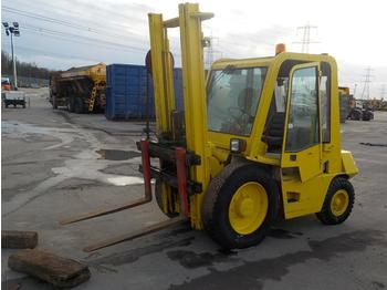 4-wheel front forklift Manitou MCE25H: picture 1