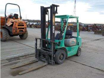 4-wheel front forklift Mitsubishi 25: picture 1