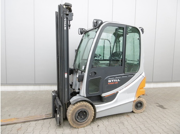 4-wheel front forklift STILL RX 60-25 / 6321: picture 1