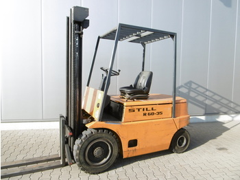 4-wheel front forklift STILL R 60-35 / 6015: picture 1