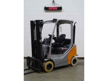 4-wheel front forklift Still RX70-18 6229690: picture 1