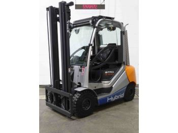 Still RX70-305970472  - 4-wheel front forklift