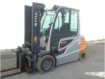 Still RX 60-50 (BATTERIA 2016) - 4-wheel front forklift
