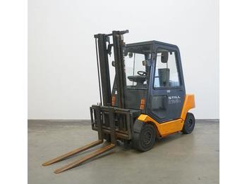 4-wheel front forklift Still R 70-30