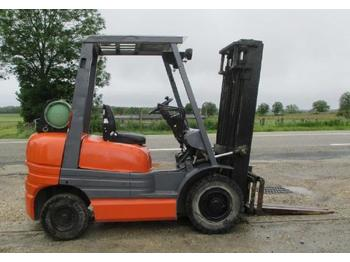 Toyota 426FGF25 - 4-wheel front forklift