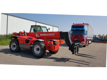 Manitou mt1735 - telescopic handler