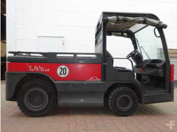 Tow tractor Linde P250 - 127, nur 1470 hrs.