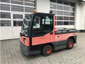 Linde P250 / 2.669h / Batterie 05-2017! / Schlepper  - tow tractor