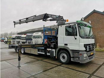Mercedes-Benz ACTROS 2532 LENA 6x2 HIAB XS 377 EP-3 HiPro  - other machinery