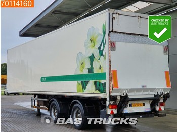 WHF PRSH 20 Lenkschase Ladebordwand - closed box semi-trailer