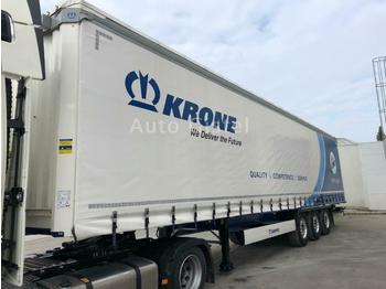 Krone SDP 27 Safe Curtain Liftachse Code XL  - curtainsider semi-trailer