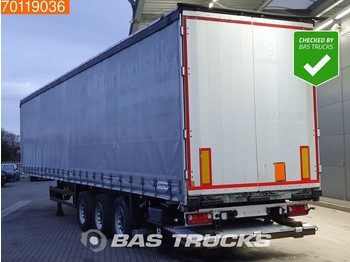 Schmitz Cargobull S01 Ladebordwand Alu Latten - curtainsider semi-trailer