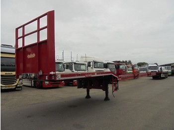 Nooteboom OVB-65-04V - flatbed semi-trailer