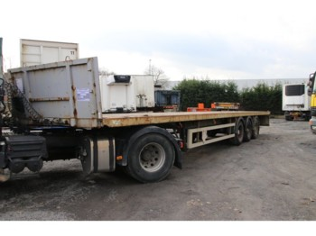 Robuste-Kaiser TWIST-LOCKS - CONTAINER 20'-40' - flatbed semi-trailer