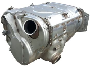 SCANIA Euro 6 - catalytic converter