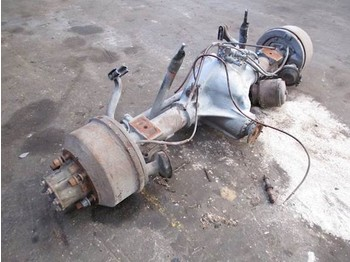 Mercedes-Benz 814 - rear axle