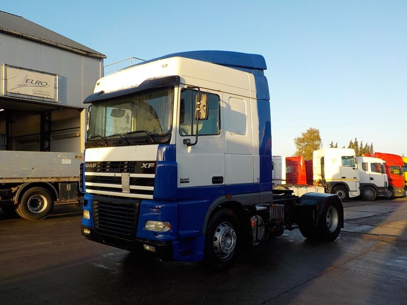 Tractor unit DAF 95 XF 430 Space Cab (MANUAL GEARBOX / PERFECT) — 3480375