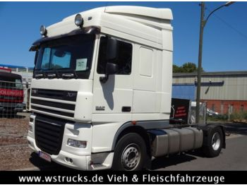 DAF  XF 105/410 Spacecup sauber  - tractor unit