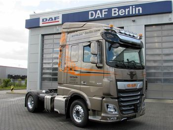 DAF XF 480 FT SC, TraXon, Intarder, Euro 6  - tractor unit